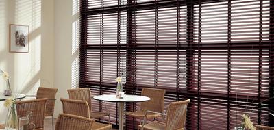 Luxaflex® Essential 50mm Wooden Venetian